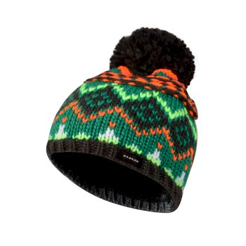 Chapeau Badges Beanie Ebony Grey