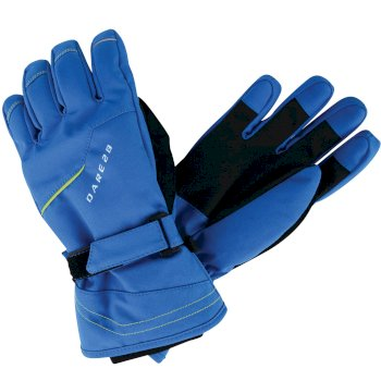 Kids Handful Ski Gloves Athletic Blue