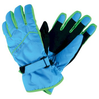 Gants Flag Down II Glv Fluro Blue