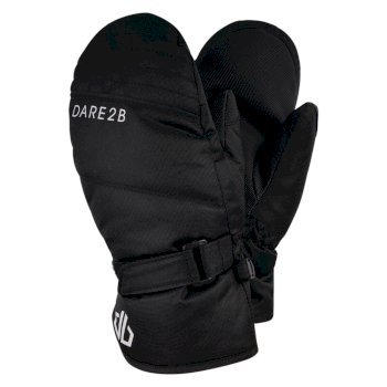 Boys' Roaring Ski Mitts Black