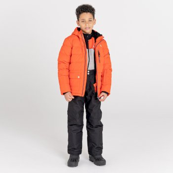 Boys' Folly Waterproof Ski Jacket Amber Glow