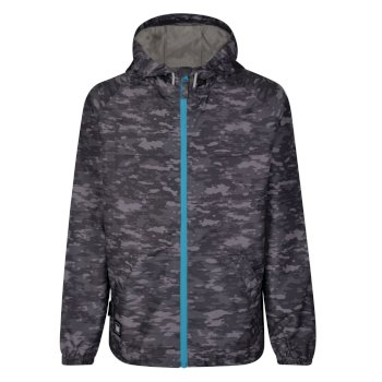 Veste imperméable Testify Jacket Smokey Grey