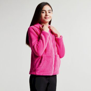 Sweat Preface Fleece Cyber Pink