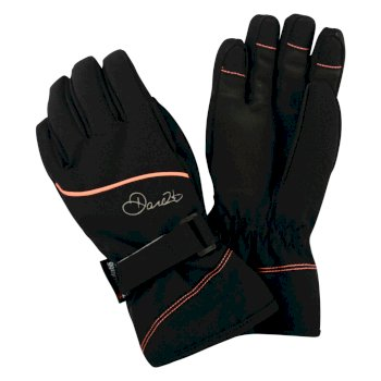 Kids Instruct Gloves Black