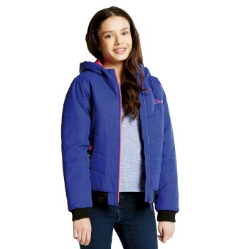 Girls' Precocious Jacket Clematis Blue