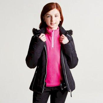 Kids Prodigal Luxe Ski Jacket Black