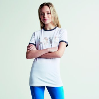 T-Shirt Shrine Tee Blanc