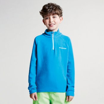 Polaire Freeze Jam II Fle Fluro Blue