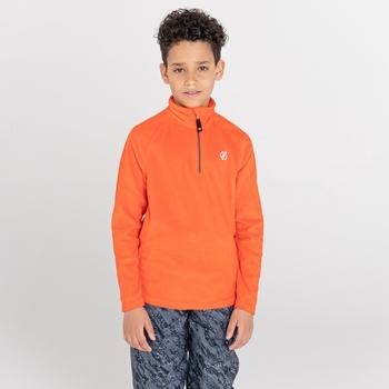 Kids' Freehand Half Zip Fleece Amber Glow