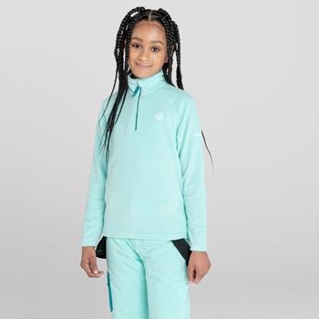 Kids' Freehand Half Zip Fleece Aruba Blue