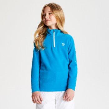 Kids' Freehand Half Zip Lightweight Fleece Atlantic Blue