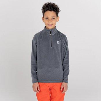 Kids' Freehand Half Zip Fleece Dark Storm