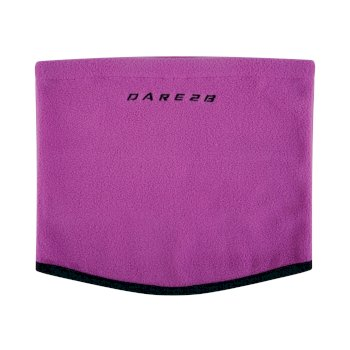 Kids Ringleader Neck Warmer Ultra Violet Purple