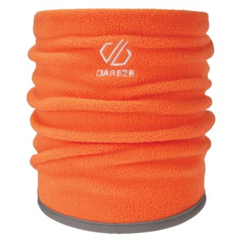 Kids' Doctrine Neck Gaitor Mask Blaze Orange