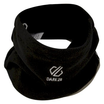 Kids' Doctrine Neck Gaitor Mask Black