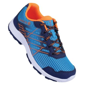 Chaussures De Sport Junior JUNIOR RAZOR  Clear Water Blue Vibrant Orange