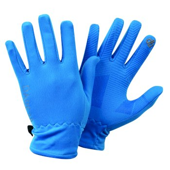 Gants techniques Junior CHEMERICAL Bleu