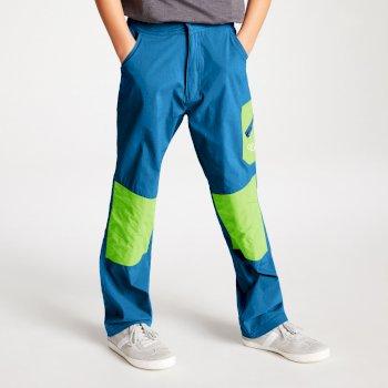 Pantalon Junior léger REPRISE  Petrol Blue