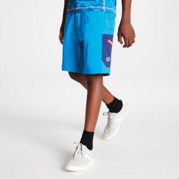 Short Junior léger REPRISE  Atlantic Blue
