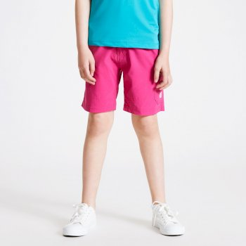 Kids' Reprise Lightweight Walking Shorts Active Pink