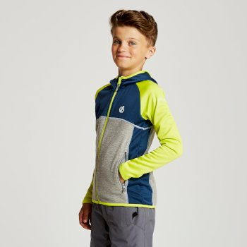 Veste technique sous couche Junior CURATE CORE STRETCH Bleu