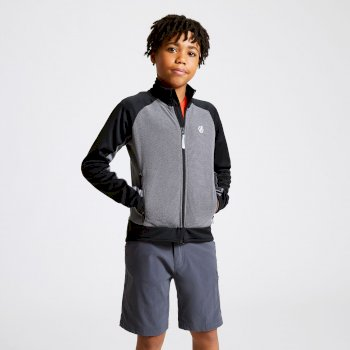 Kids' Accolade Core Stretch Midlayer Ebony Black