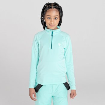 Kids' Consist II Lightweight Core Stretch Midlayer Aruba Blue