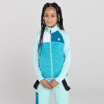 Kids' Except III Recycled Core Stretch Aruba Blue Dark Methyl