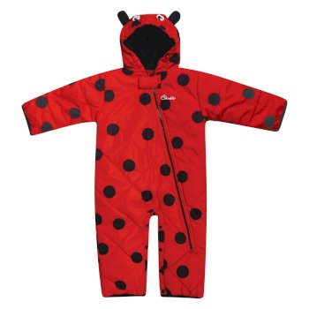 Kids Break The Ice Ski Snowsuit Lollipop