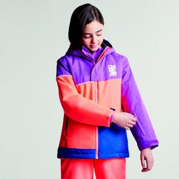 Veste imperméable chaude Debut Jacket UvPurpl/FryC