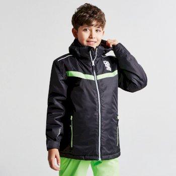 Veste imperméable chaude Start Out Jacket Noir
