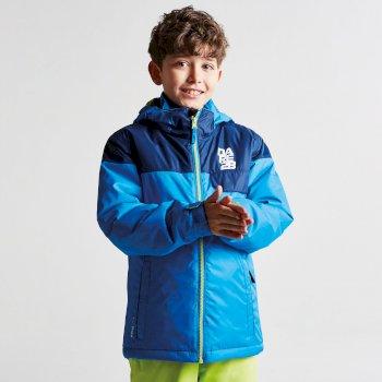 Kids Tyke Ski Jacket Athletic Blue Admiral Blue