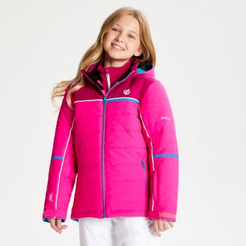 Veste de ski Junior INITIATOR Rose