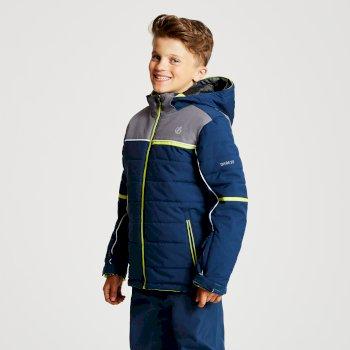 Veste de ski Junior INITIATOR Bleu
