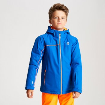 Kids' Legit Ski Jacket Oxford Blue