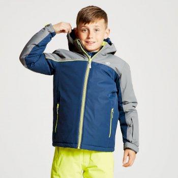 Veste de ski Junior LEGIT Bleu