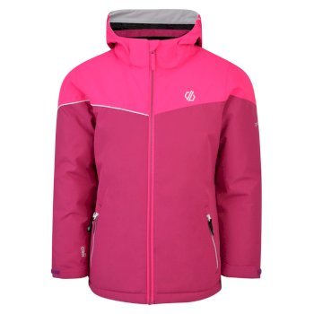 Veste de ski Junior OATH Rose