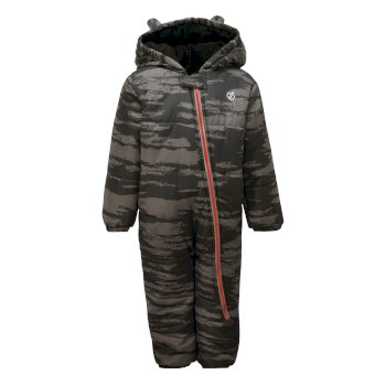 Kids' Bambino Snowsuit Ebony Camo