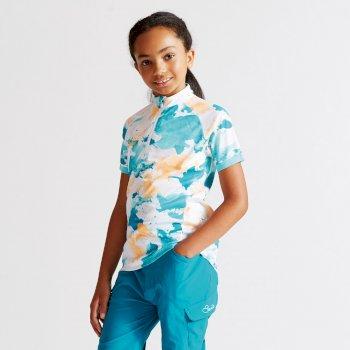 T-Shirt Juvento Jersey Bahama Blue