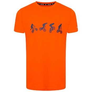 Kids' Go Beyond Graphic T-Shirt Blaze Orange