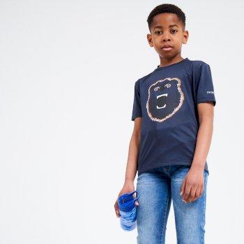 Kids' Go Beyond Graphic T-Shirt Navy