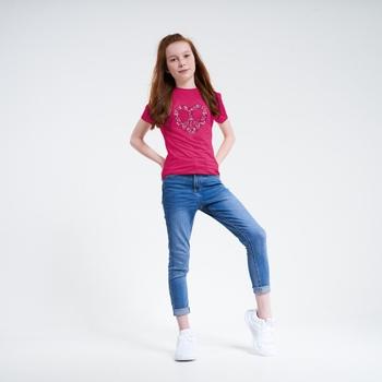 T-Shirt Junior RIGHTFUL Avec Imprimé Rose