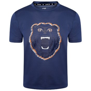 Kids' Rightful Graphic T-Shirt Dark Denim