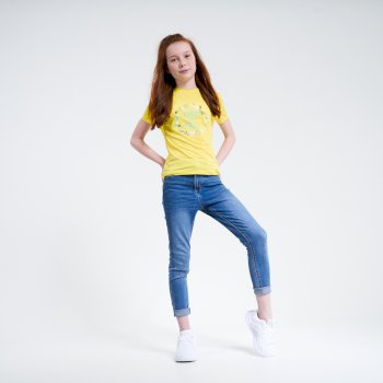 Kids' Rightful Graphic T-Shirt Lemon Tonic