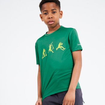 Kids' Rightful Graphic T-Shirt Jelly Bean Green
