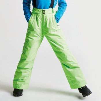 Pantalon Whirlwind II Pant Neon Green