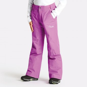 Kids Comet Ski Pants Ultra Violet Purple