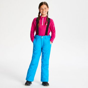 Kids' Outmove Ski Pants Atlantic Blue