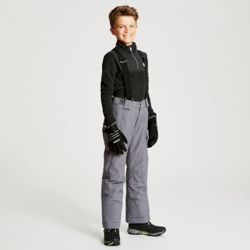 Kids' Outmove Ski Pants Aluminium Grey