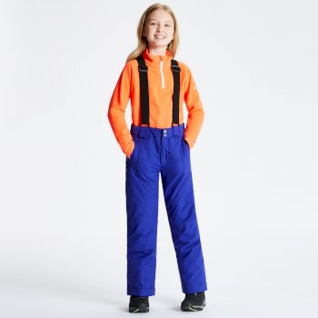 Kids' Outmove Ski Pants Spectrum Blue